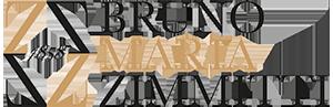 Progettato il nuovo logo Bruno Maria Zimmitti - pubblicità grafica fotografia