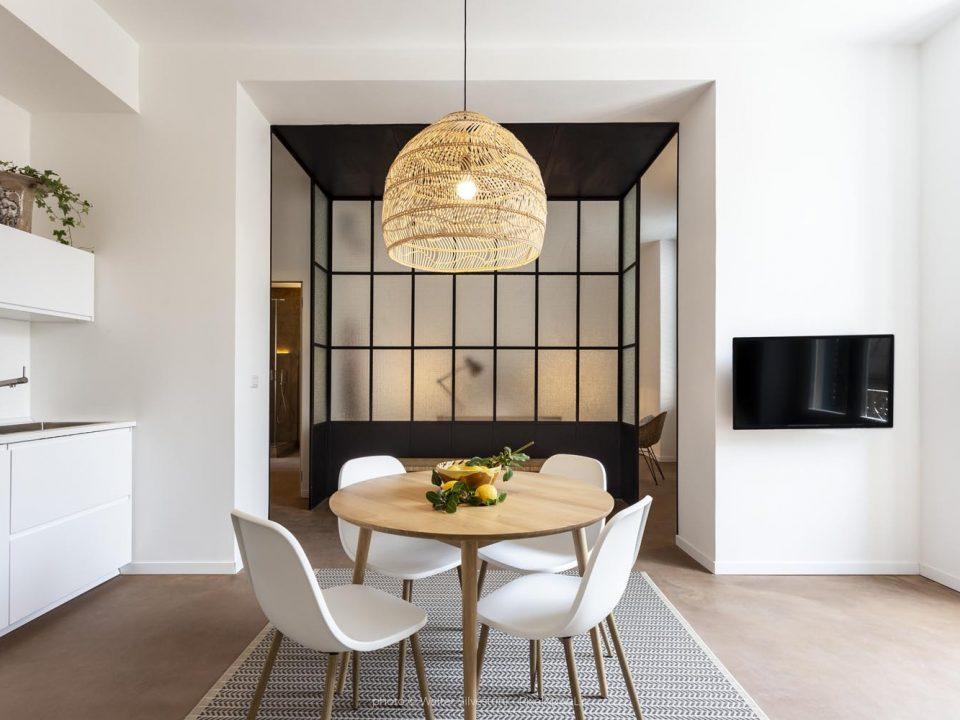 Realizzato un nuovoservizio fotografico di Architettura di interni per la nuova struttura ricettiva C.U.66 di Siracusa. Interior Designer Roberto Gallo.